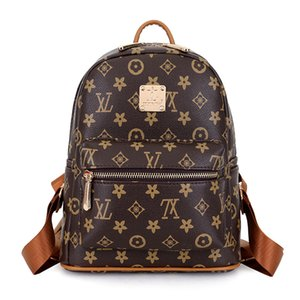 남성 여성 디자이너 배낭 큰 용량의 패션 여행 가방은 고전적인 스타일의 개그 여성 양피 가방 성격 여행 가방을 bookbags