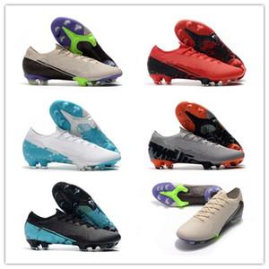 2020 nuovi uomini Mercurial vapori XIII dell'elite FG 13 MDS 001 CR7 Ronaldo Scarpe Neymar NJR 360 Sogno Velocità Planet Soccer Calcio
