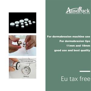 Diamond Dermabrasion Peeling Microdermabrasion Filtros de algodón Piezas de la máquina de belleza MIXTO MIXTO MIXTO Y 18 MM