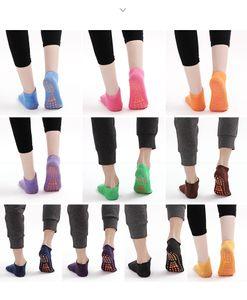 Enfant Adulte Anti friction Bounce Yoga Socks Amusement Lieu Antiderapant Trampoline Chaussettes Antiderapant Glue Sport Chaussettes Livraison gratuite 2 de 5 mm