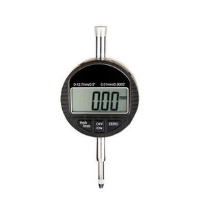 Dial Indicator 0-12.7mm 0.5'' Electronic Micrometer 0.01mm Depth Measuring Tools