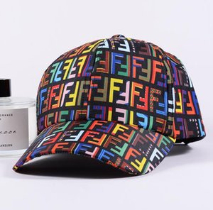 Alta lona Qualidade Luxo Cap Homens Mulheres Hat exterior Desporto Lazer Strapback Estilo Europeu Hat Designer Chapéu de Sol Marca