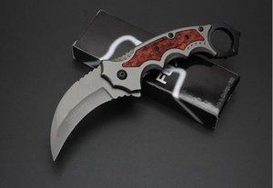 Yeni FA42 Pençe Bıçak karambit pençe Mini pençe kamp katlanır sağkalım Noel hediye bıçak 1pcs ADRU Bıçaklar