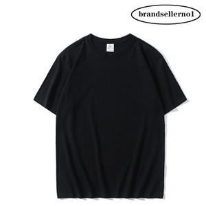 New Designer T Shirts Mens Clothing Blank Tops Tee Shirt Fashion Summer Blank Comfortable Men Shirt Clothing XS-5XL