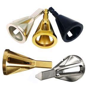 1 шт нержавеющей стали для снятия заусенцев с шестигранным / Triangle Shank Внешней фаски Инструмент Высокопрочной Твердость Сверло Удалить Burr New