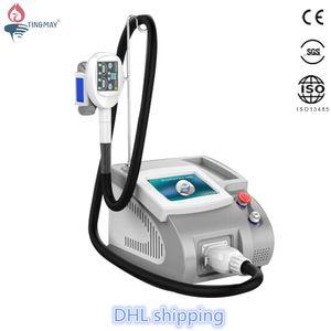 Effektive hartnäckige Fat Freeze Cryolipolyse Gewichtsverlust 2 Griffe Cryolipolyse Abnehmen Maschine
