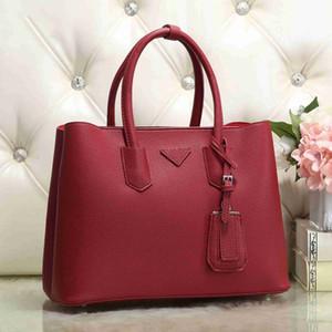 Prada mulheres saco de luxo designer bolsas genuína couro Bolsas de Ombro Cruz mensageiro corpo de saco totes bolsa saco da senhora mão