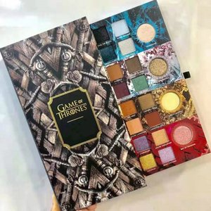 2019 NEW Brand GOT Game Of Thrones Limited Edition Eye Shadow 20 Color Makeup Eyeshadow Top Quality Cosmetics Eyeshadow Palette In Stock