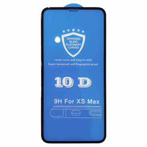 Vidrio templado para el iPhone 11ProMAX / 11Pro / 11 Teléfono de acero Film iPhone 10D XSMax XR XS / x 6/7/8 Plus pantalla completa película protectora