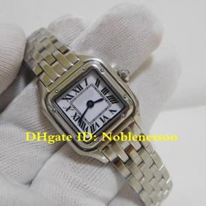 최고 품질의 손목 시계 숙녀 22mm 스테인레스 스틸 1320 WSPN0007 WSPN0006 레이디 쿼츠 팔찌 시계 여성 시계