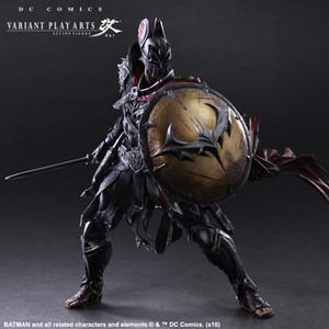 Tocar Artes Kai Batman 1/6 scale painted figure Variante variável Ver. Brinquedos modelo Collectible intemporais das figuras de ação do PVC Spartan