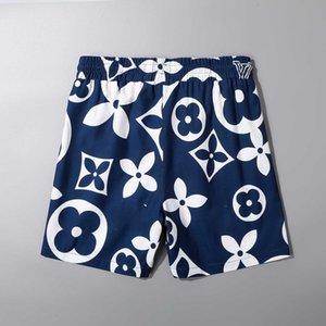 Mens Designer Sportshorts été nouveaux hommes Shorts à carreaux Tissu extérieur Salopette Pantalon lâche et confortable 2020 New Jersey balle