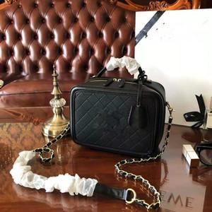 Modelo da câmara pequeno doce Ling, Feminino Saco de mão do conhecimento de embarque de couro genuíno Bolsas de Ombro sua corrente Mulheres designer bolsas Tote