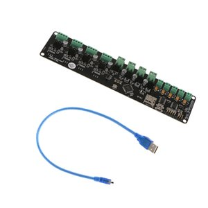 Printer 3D Melzi2.0 Pro Control Motherboard ATMEGA1284P Para RepRap