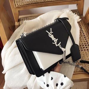 Melhores sacos de ombro de venda chefe Dolce & Gabbana bolsa de moda sacos de telefone do saco da bolsa carteira Três peças combinação sacos gratuitos