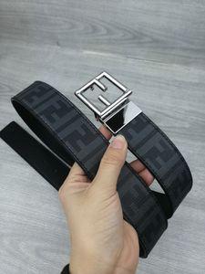Cinture in pelle di lusso per uomo e donna moda femminile fibbia laterale fascia corpo accessori hot-selling di alta qualità senza scatola
