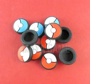Большой палец ручки крышки для NS Switch Lite мягкая силиконовая кнопка Joy-Con контроллер джойстик крышки игры аксессуары