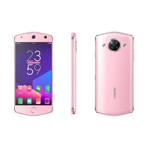 "Originale telefono cellulare Meitu M8 4G LTE 4 GB di RAM 64 GB ROM MT6797M Deca core Android Phone AMOLED 21MP Fingerprint ID mobile astuto 5.2"""
