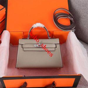 H marca de moda clássico Designer Mulheres Bolsas Bolsas de Ombro Estilo Mini Strap Crossbody Tote Bolsa de alta qualidade bolsas de couro genuíno