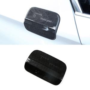 Car Accessories Gas Fuel Tank Cap Cover Trim Frame Sticker Chrome Exterior Decoration for BMW 5 Series Luxury G30 2017-2020