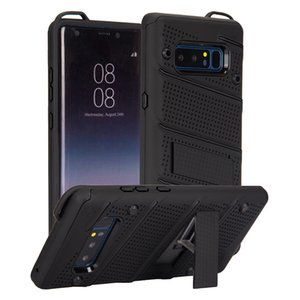 Bolt Series for iPhone 8 Plus Case Military Grade Drop Tested Screen Protector Holster iPhone 7 Plus case Orange