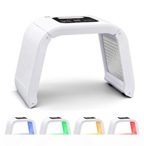 4 Light LED Facial Mask PDT Light For Skin Therapy Beauty machine For Face Skin Rejuvenation salon beauty equipment