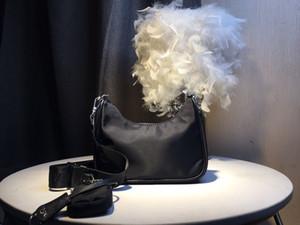 Deisigner Schultertasche für Frauen Brusttasche Dame Toter Ketten Handtaschen presbyopic Geldbeutel Kuriertasche Designer-Handtaschen Leinwand Großhandel