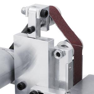 220 V DIY Mini Belt Sander Apex bord Sharpener Grinding Machine à polir