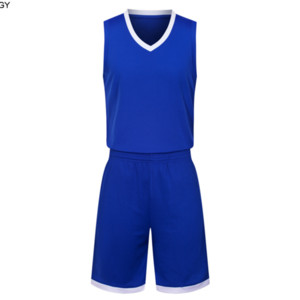 2019 New Blank Basketball jerseys printed logo man size S-XXL cheap price fast shipping good quality Blue A003nhQ