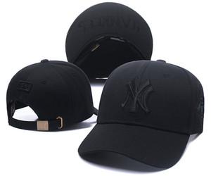 Горячие продажи 2020 Новая летняя мода Йорк бейсбол snapback шапки для мужчин и женщин Casquette спорт хип-хоп спорт cap регулируемая кость gorra
