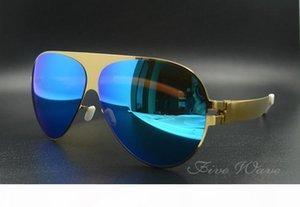 new sunglasses germany designer sun glasses MYKITA Alloy sunglasses pilot frame oversize sunglasses ultralight frame