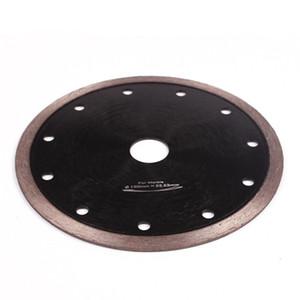 D105-230mm Hot Pressed Sintered Continuous Rim Diamond Saw Blades Super Thin Diamond Cutting Disc for Granite Marble Ceramic Porcelain