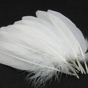 15-20 cm plumas de bricolaje Dream Catcher plumas plumas decorativas Craft Feather Colores mezclados Decoración del banquete de boda