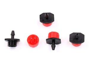 100pcs set Sprinkler Garden Irrigation Micro Flow Dripper Drip Head Irrigation Sprinklers Adjustable Water Dripper Head