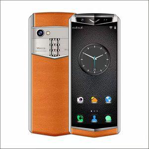 téléphone mobile d'origine mini-mince android minuscules mini-téléphones 3G les plus petits du monde tactile de téléphone de poche pour les filles d'enfants avec connexion écouteurs bluetooth