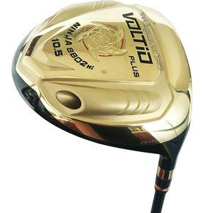 Nuova Golf Club Katana Voltio PLUS conducente 9.5 o 10.5loft Katana Golf conducente Pozzo della grafite conducente R club pozzo libera il trasporto