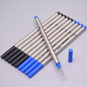 Recharge standard international d'encre chaude / noire de bonne qualité pour stylo à bille roulante 710 recharges pour stylo à bille recharge pour stylo MB