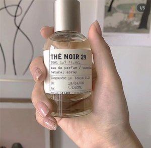 Le Labo perfume 100ml Neutro Santal 33 Bergamota 22 31 Rose Noir El 29 de largo Marca Eau de Parfum duradera fragancia libera la nave
