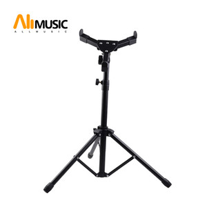 NEW Folding Black Metal Digital Drum Pad Stand for Practice Drum Pad