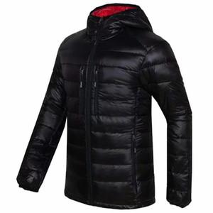 Por la chaqueta del soplador de 2019 de los hombres de alta calidad de Nueva Marca casual de invierno sudaderas con capucha calientes North Down Parkas cara para hombre de esquí Coats QBK