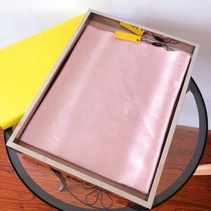 Série de mode Ladelle Scarf designer Mode Mode Modèle Soie Marque Soie Foulard Soie Haute Qualité Soie 180 * 70cm avec boîte d'origine