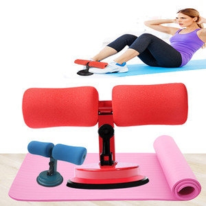 Sit-ups Assistant Device Healthy Abdomen Lose Weight Gym Workout Exercise Body building Home Fitness Sucker holder Equipment