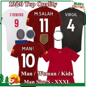 Fußball Jersey 2019 2020 2021 Home Away Third Torwart Anzug Kinder Damen Herren Größe S XXXL Camisa De Futebol Top-Qualität