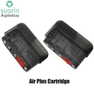 Suorin Air Plus Cartridge 3.5ml Refillable Cartridge 1.0ohm & 0.7ohm Coil Resistance Oil Baffle Design For Sourin Air Plus Kit Authentic