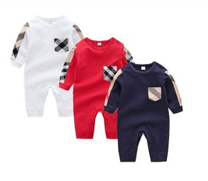 Newborn Baby Boys girls Cotton Jumpsuits Outfits Casual Long Sleeve Toddler Infant Rompers Pajamas Children's Overalls One Piece 0-12M