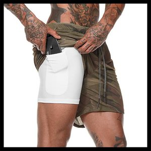 2020 designer summer pants new men's large size five shorts quick-drying shorts sports casual fitness pants a generation of fat wholesale