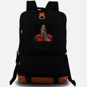 MJ dia pacote de jogador Michael ar Basketball daypack Campeão anel mochila mochila Imprimir o Mochileiro Laptop mochila esporte mochila ao ar livre