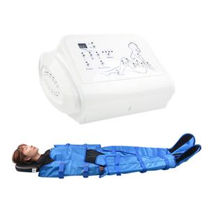 Портативный инфракрасный массаж машина прессотерапия для похудения лимфодренажа оборудование с функцией: 1.Detoxify 2.Body форма, тонус мышцы тела
