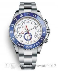 Maestro Tipo de diseño de barcos 116680 reloj resistente al agua de los hombres mecánicos del reloj automático de los hombres