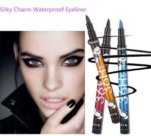36 H Wasserdichte Schwarz Eyeliner YANQINA Make-Up Flüssigkeit Bilden Schönheit Comestics Eye Liner Bleistift Nagelneu und Hohe Qualität